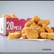 20 Pc. McNuggets w Sauce