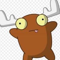A Horny Moose